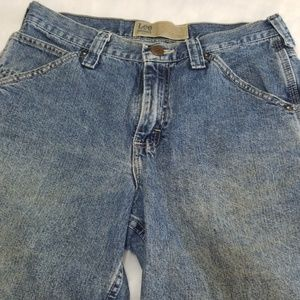 Men's Lee Dungarees Carpenter Shorts Size 30